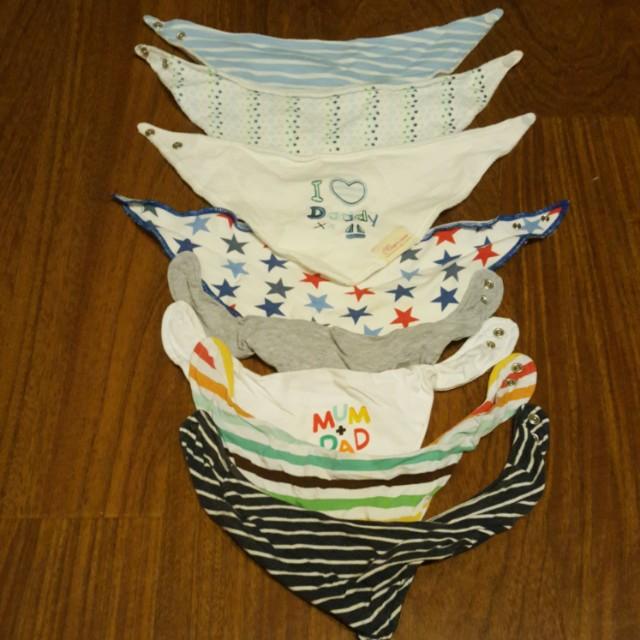 可愛圍巾 領巾八件組 含運
