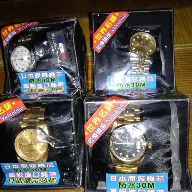 石英錶 有日前功能