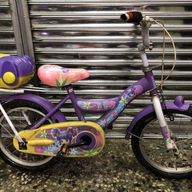 二手腳踏車 二手兒童腳踏車 16吋