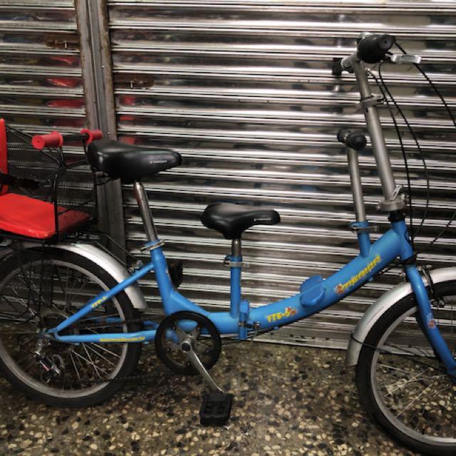 美利達 親子車 親子腳踏車