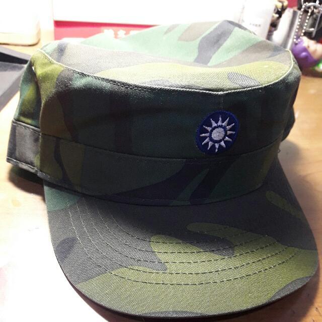 軍用品 軍用小帽 野戰迷彩