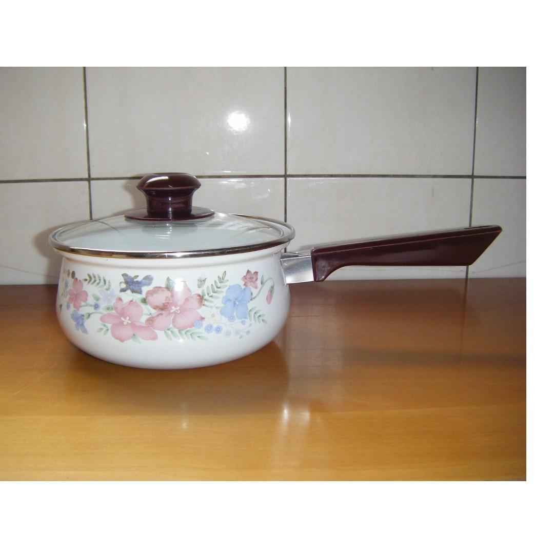 早期琺瑯鍋 / 鍋子 (2)