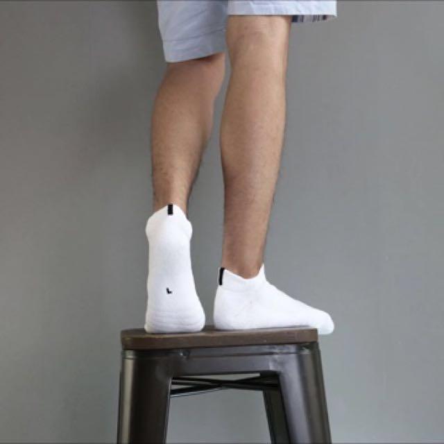 菁英運動襪 毛巾底 加厚 吸汗 防震 純棉 加厚 運動襪