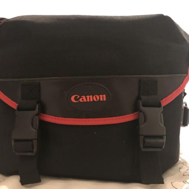 全新 Canon相機包