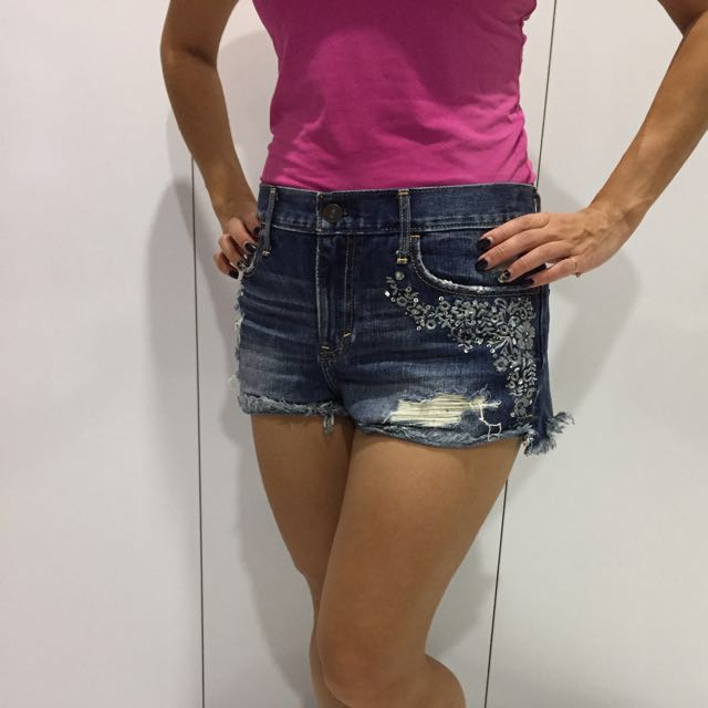 3b49275768 Abercrombie shorts from US (100% Authentic), Women's Fashion ...
