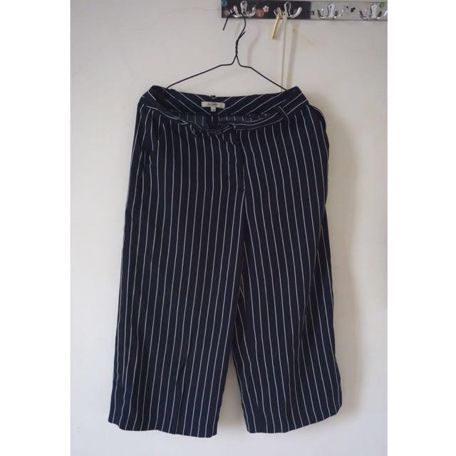 ACCENT - Culotte pants