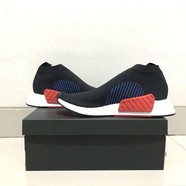 003ec82270fbe Adidas NMD CS2 Core Black New Release BNIB Original