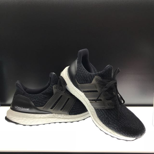 8dfae166d466f Adidas Ultra boost UB 3.0 Core Black
