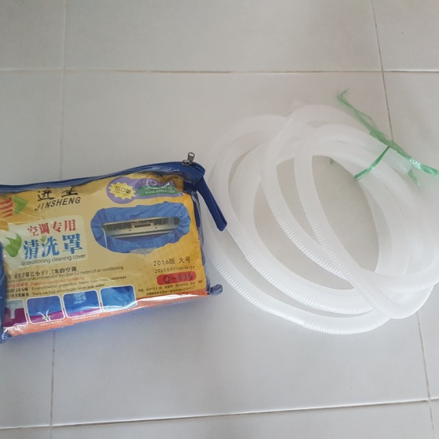 Aircon washing bag cover cleaning bag