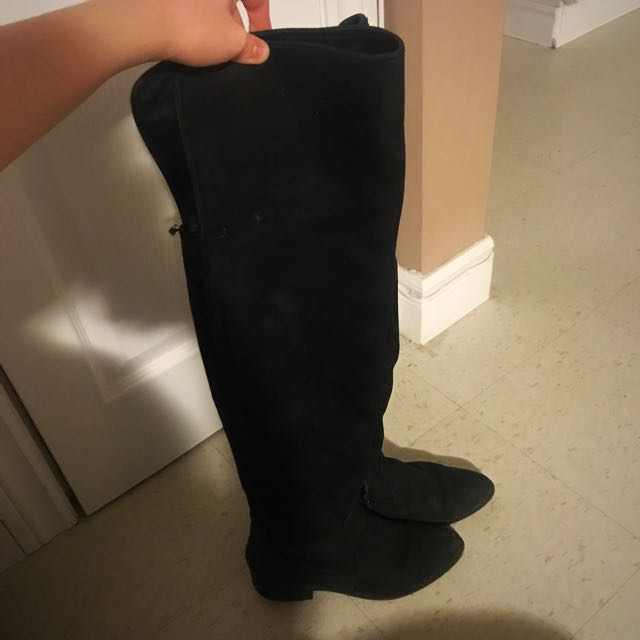Aldo over the knee boots-37