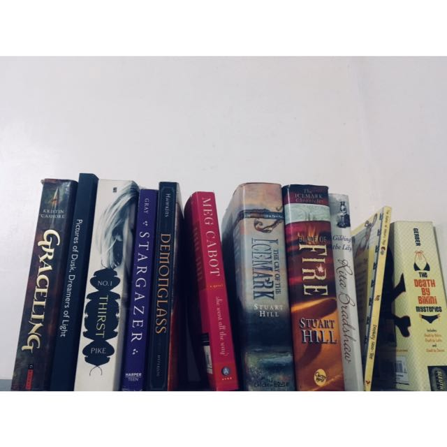 All 10 Books For 1k