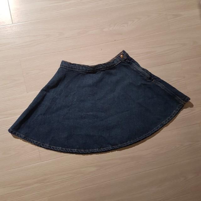 American apparel skater skirt