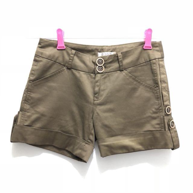 Army Hotpants    celana pendek murah import