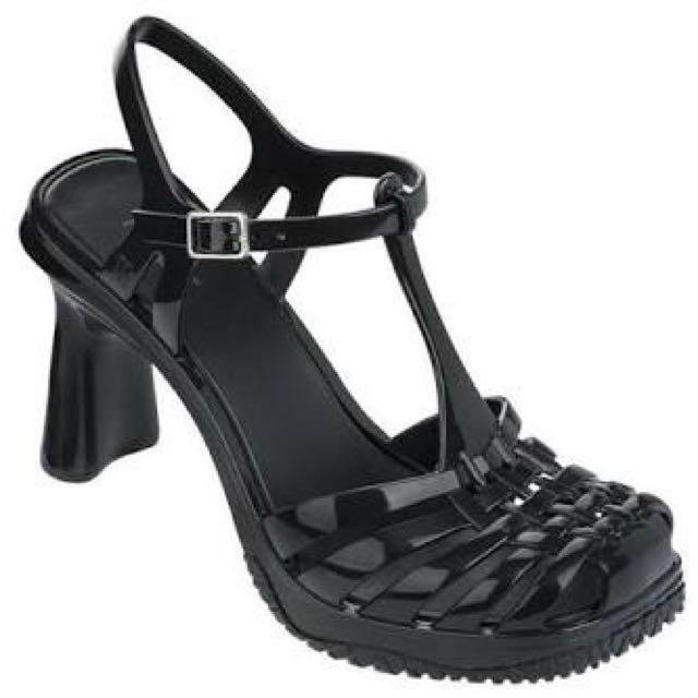 Authentic bnew Melissa Vixen heels