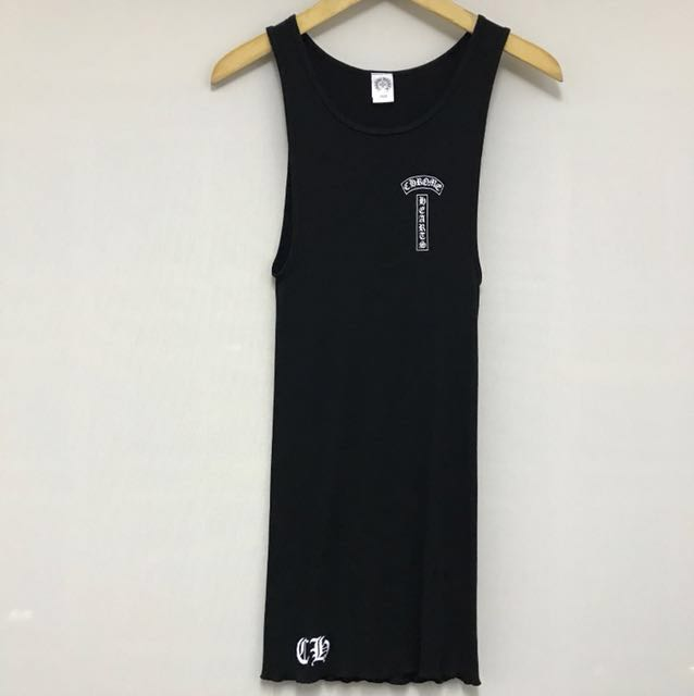 356f03bef33dbe Authentic Chrome Hearts tank top (Size L)