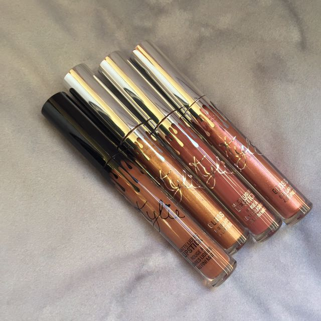 Authentic Kylie Cosmetics Lip Products
