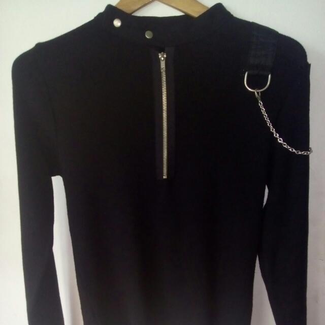 Kaos tangan panjang Imperial Size S Made In Italy. Ori.