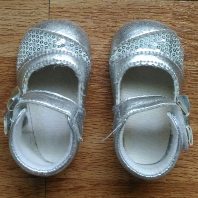 Baptismal Shoes
