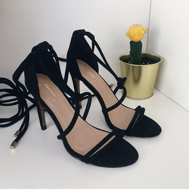 Billini x Showpo black heels