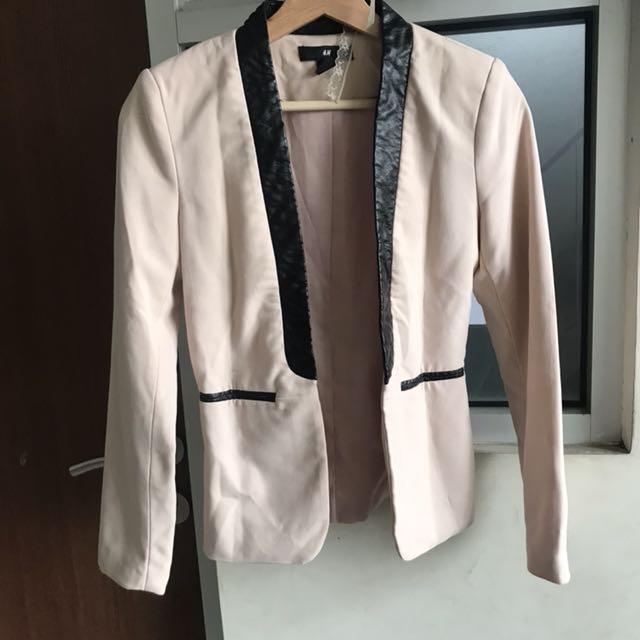 Blazer Pink from HnM