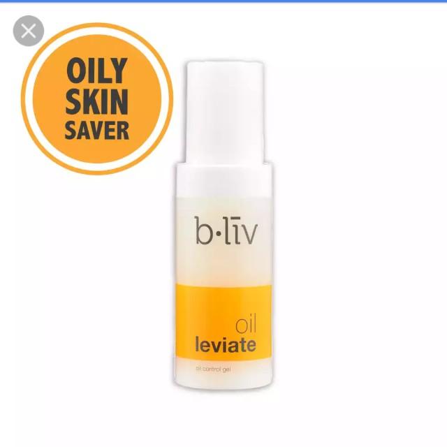 B.liv Oil Leviate Control Moisturizer