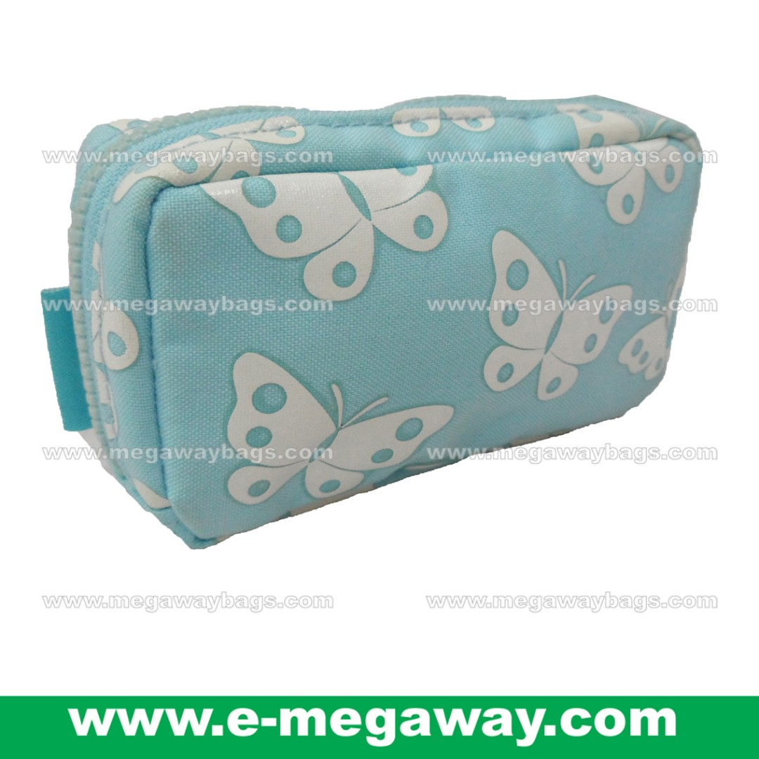 #Blue #Butterfly #Small #Travel #Foamed #Zipper #Pouch #Wallet #Toiletry #Bathing #Bath #Skincare #Cosmetic #Unique #Tailor-Made #Purse #Vintage #Megaway @MegawayBags #MegawayBags #7663-Blue