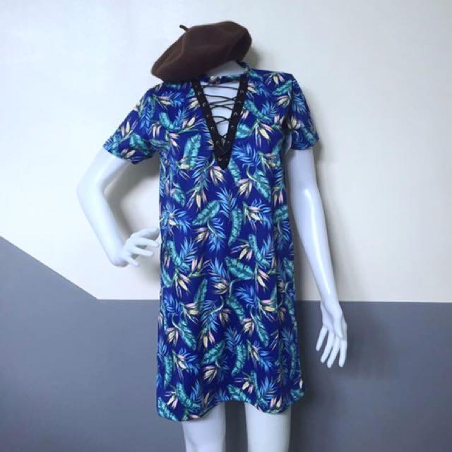 Bnew crisscross dress