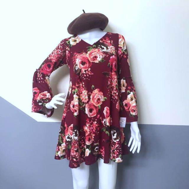 Bnew floral dress