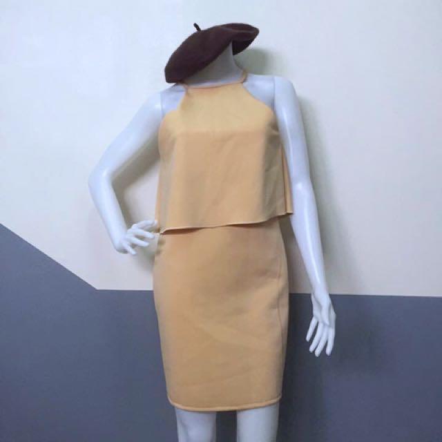 Bnew Halter dress