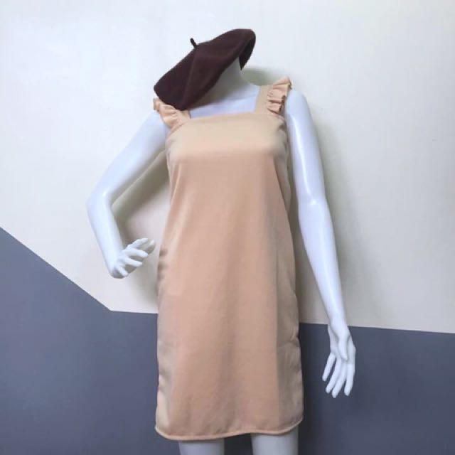 Bnew ruffled dress