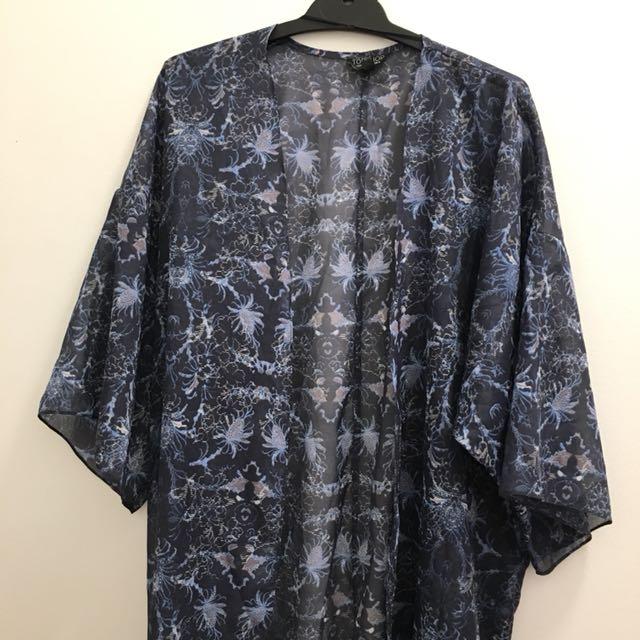 BNWOT TopShop Kimono