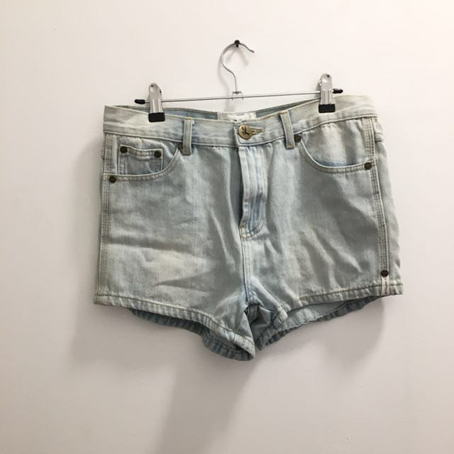 BNWT High Rise One Teaspoon Romeo Shorts