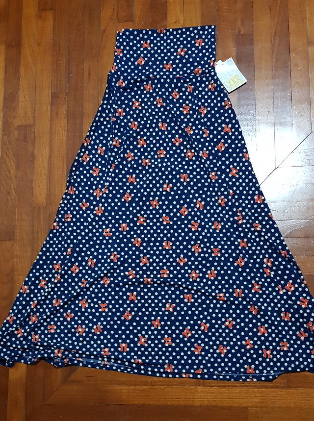 e4b27d6fd18 Bnwt lularoe maxi skirt dress
