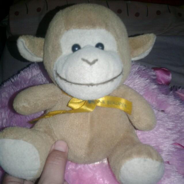 Boneka Monkey