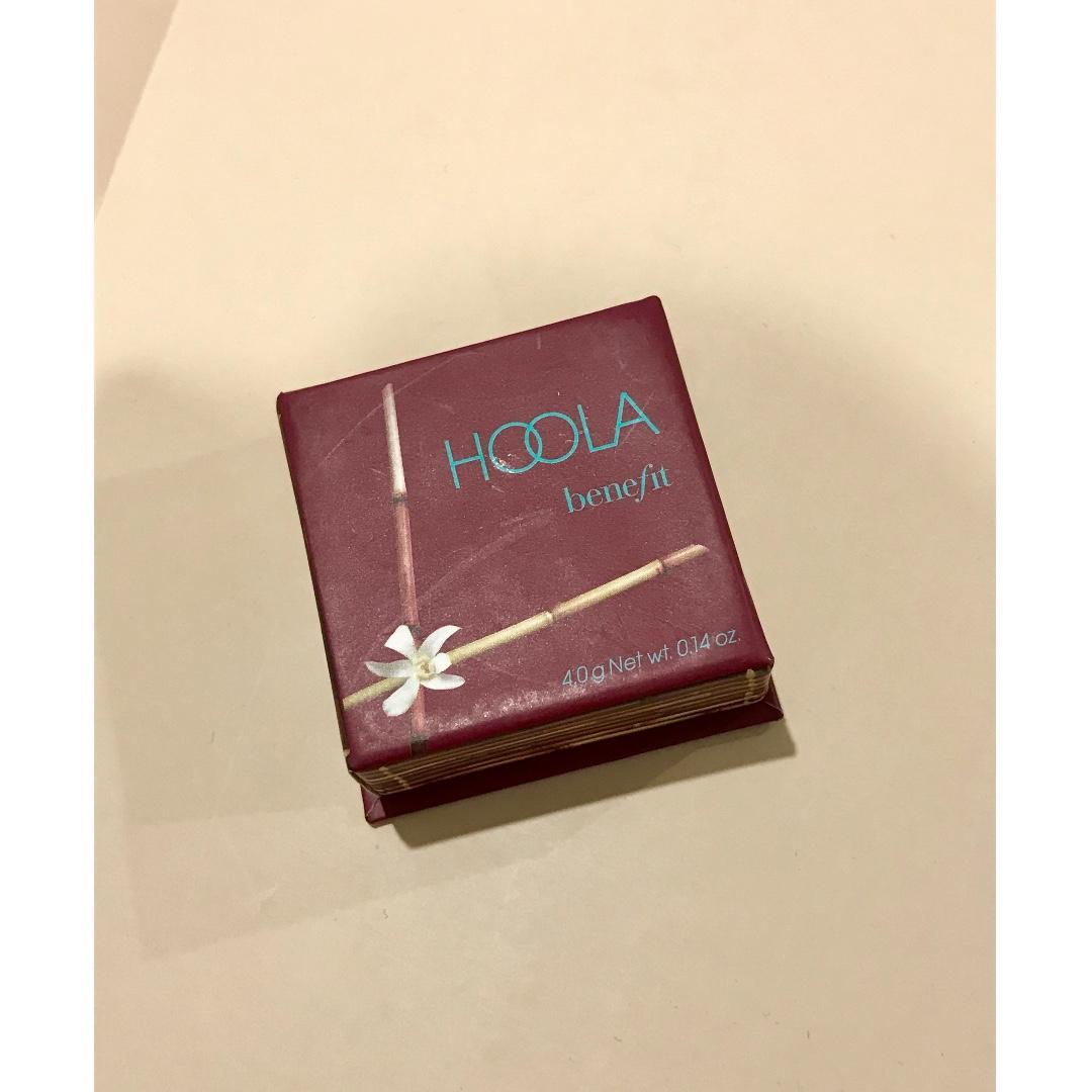 Brand New Benefit Hoola Mini Sized 4g Bronzer with Brush RRP $26