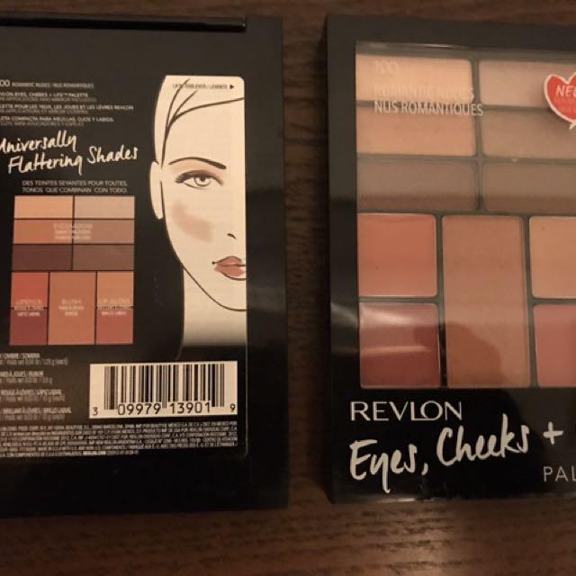 Brand New Revlon Make-up Palettes