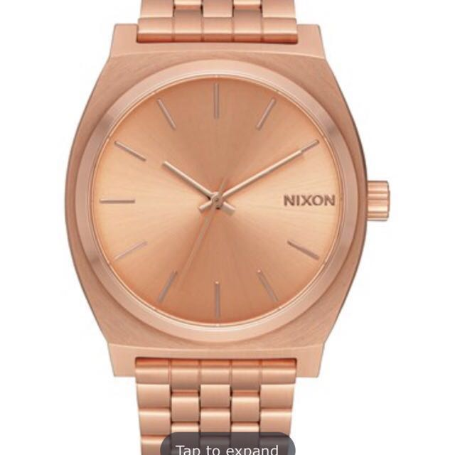 BRAND NEW Rose Gold Watch!
