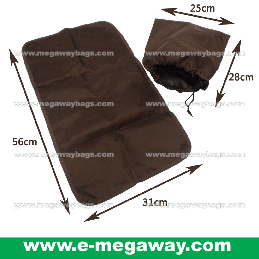 #Brown #Plain #Travel #Go #Foam #Mats #Pouch #Set #Changing #Diaper #Nappy #Toiletry #Bathing #Bath #Parents #Babies #Baby #Mother #Mum #Mummy #Father #Dad #Daddy #BB #Megaway @MegawayBags #MegawayBags #CC-1237-6556-Brown
