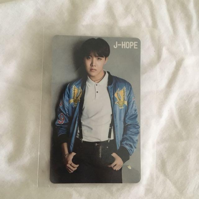 BTW Jhope Hoseol RUN Japan PC