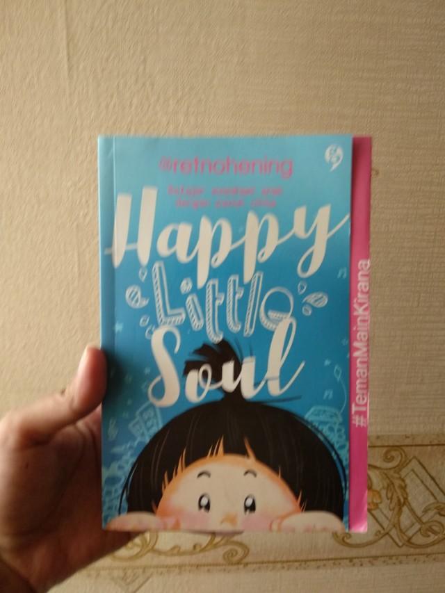 Buku Happy Little Soul Asli Original