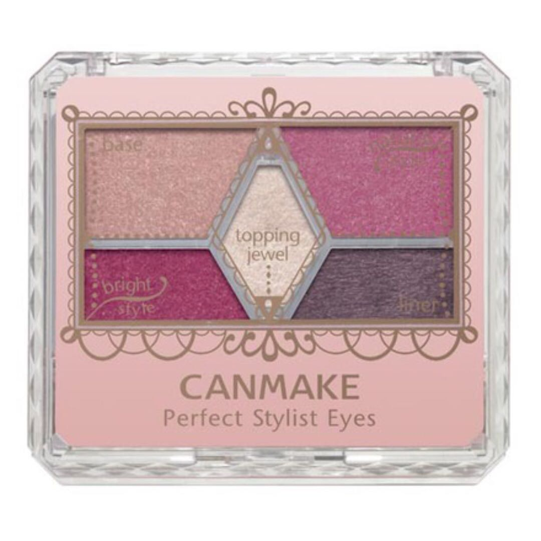 CANMAKE, Perfect Stylist Eyes