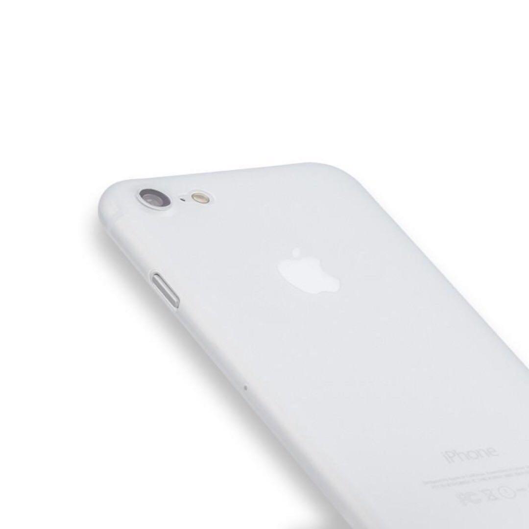 Caudabe The Veil XT 0.35mm超薄滿版極簡手機殼 iphone7/iphone8 (現貨不用等)