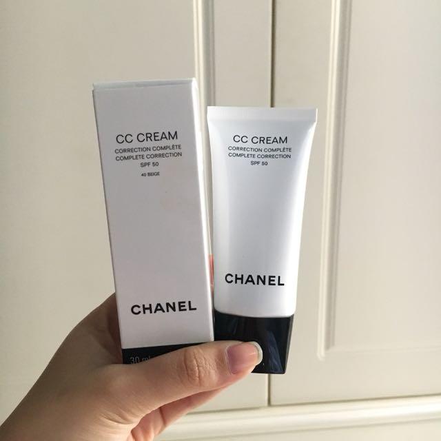 CC CREAM CHANEL
