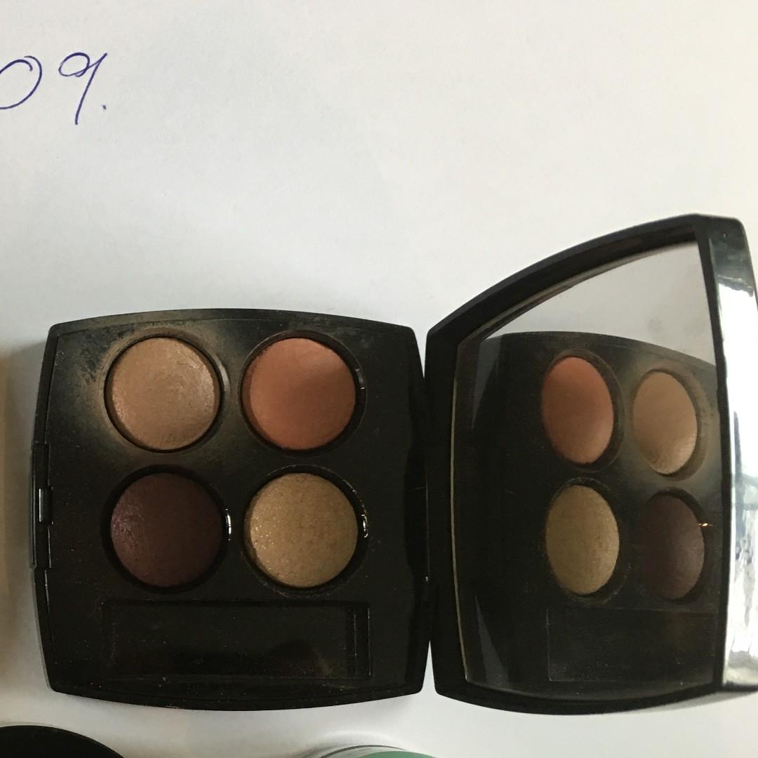 Chanel Eyeshadow Quad in Eclosion