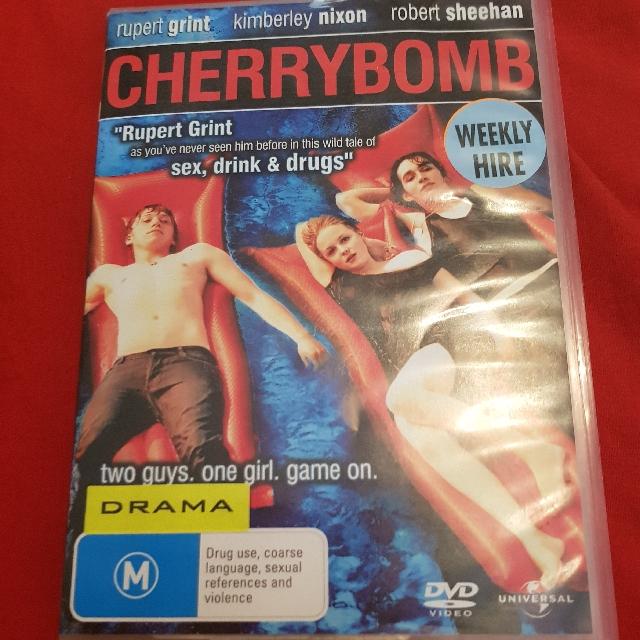 Cherrybomb DVD. Ex-Rental
