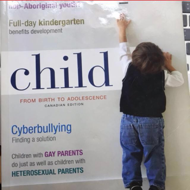 Child from birth to adolescence