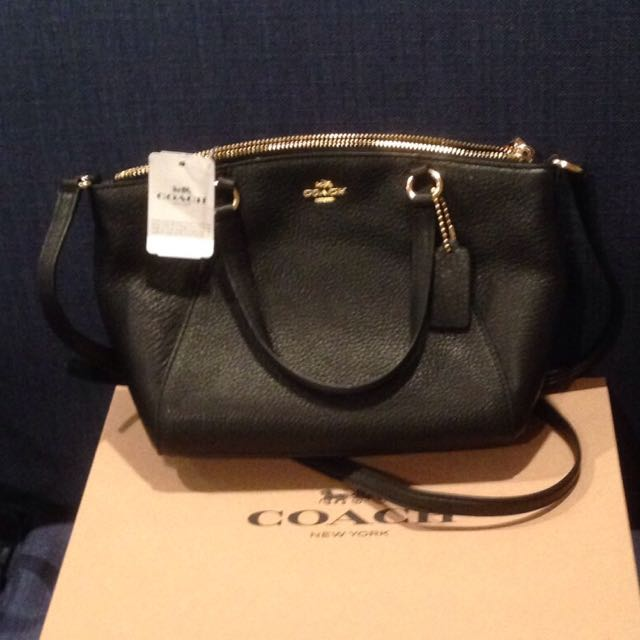 Coach Kelsey Satchel bag for women