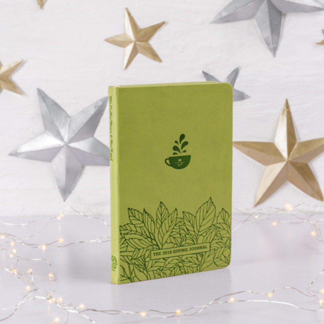Coffee Bean and Tea Leaf Planner (Green) @ PHP 800