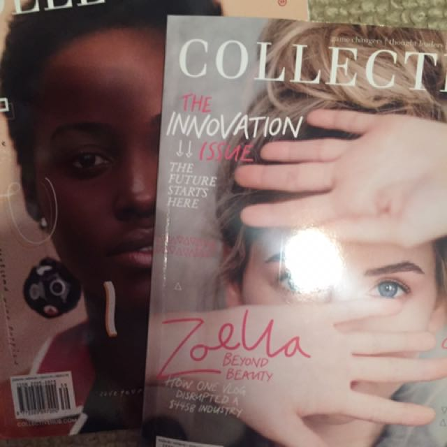 Collective Hub Magazines