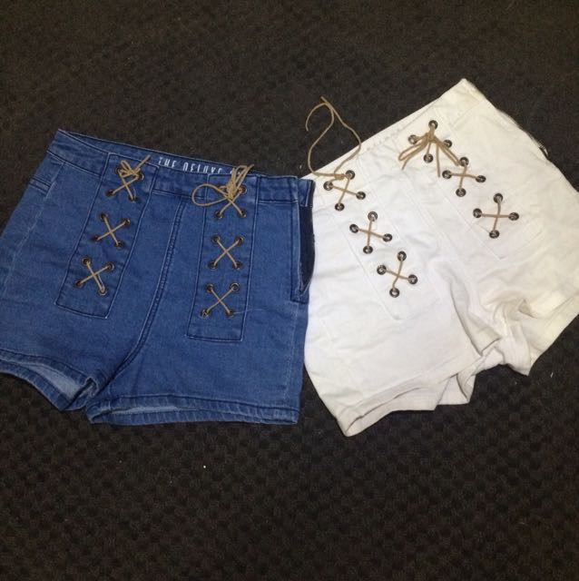Cotton on deluxe shorts